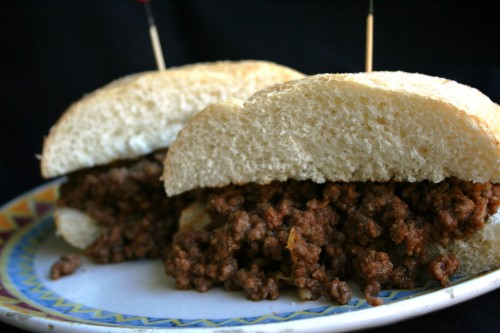Sloppy Joe, panino americano