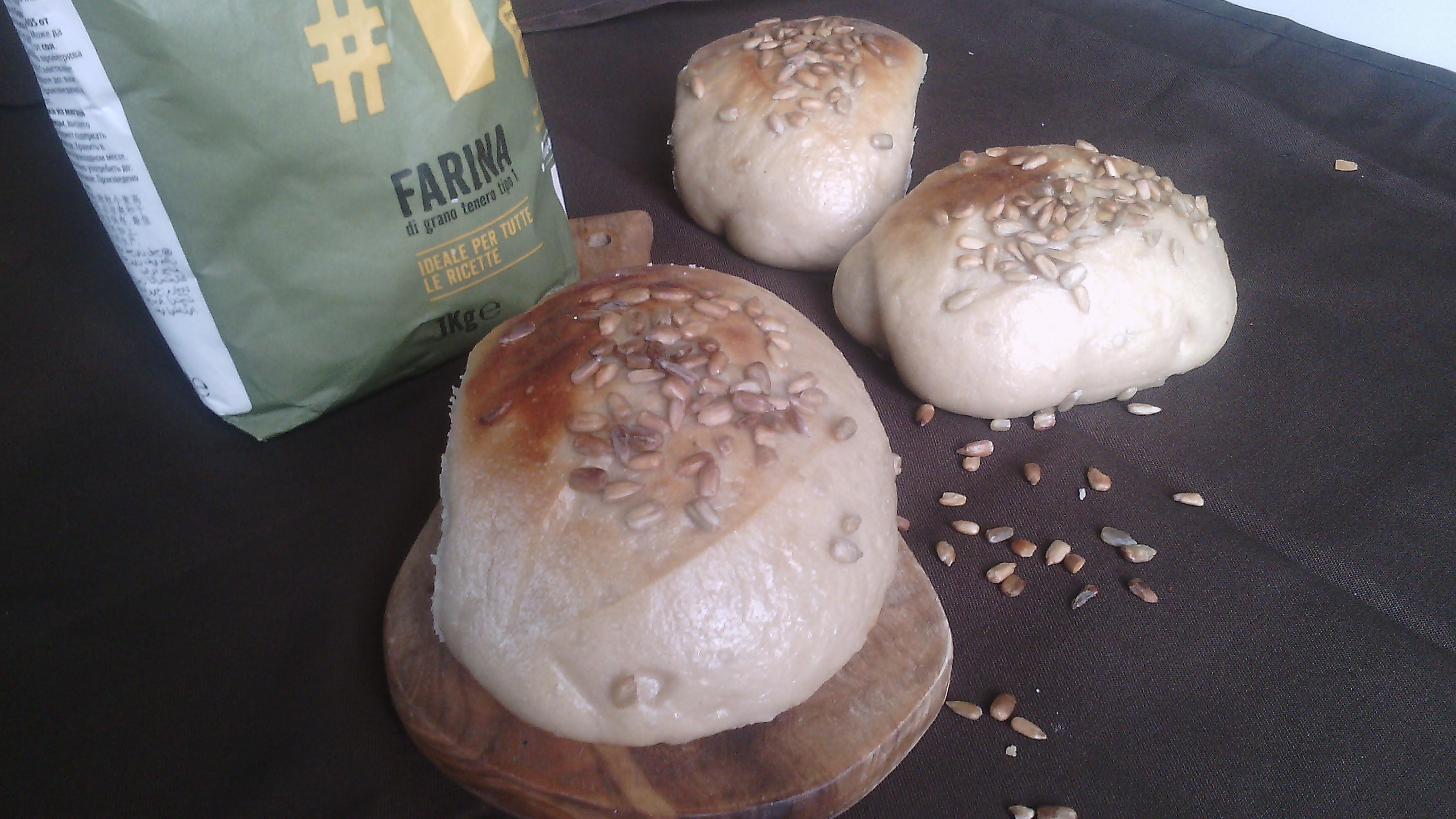 Il pane cotto a vapore
