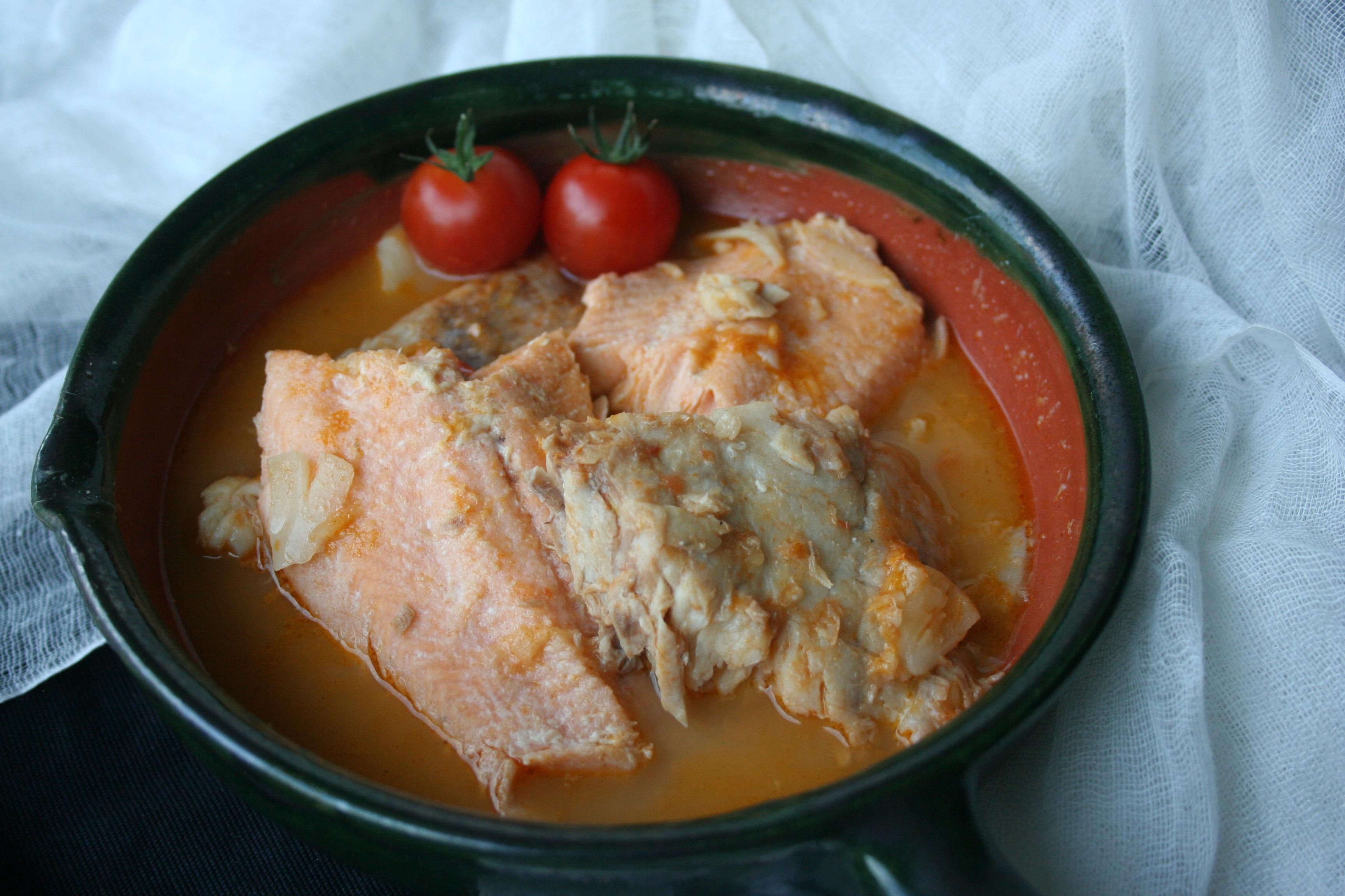 Il brodetto con i pesci del fiume azzurro cucino io for Pesci di fiume