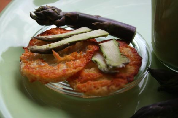 parmigiano croccante