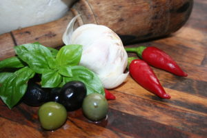 ingredienti pesto