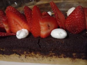 tart al cioccolato