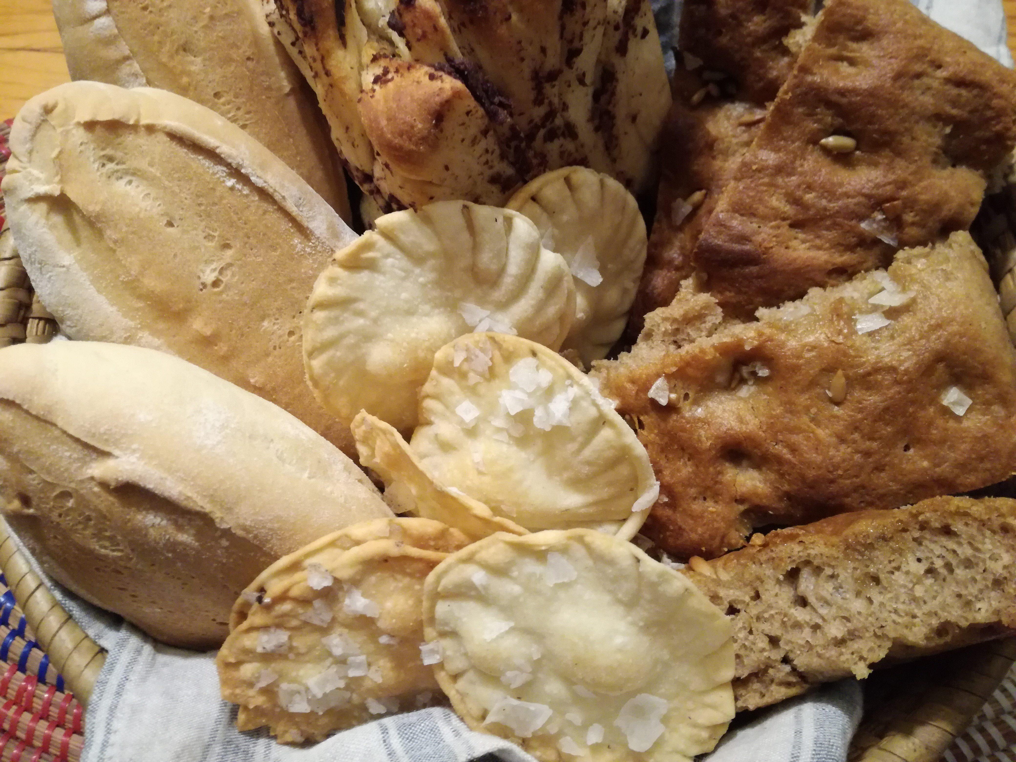 cestino del pane