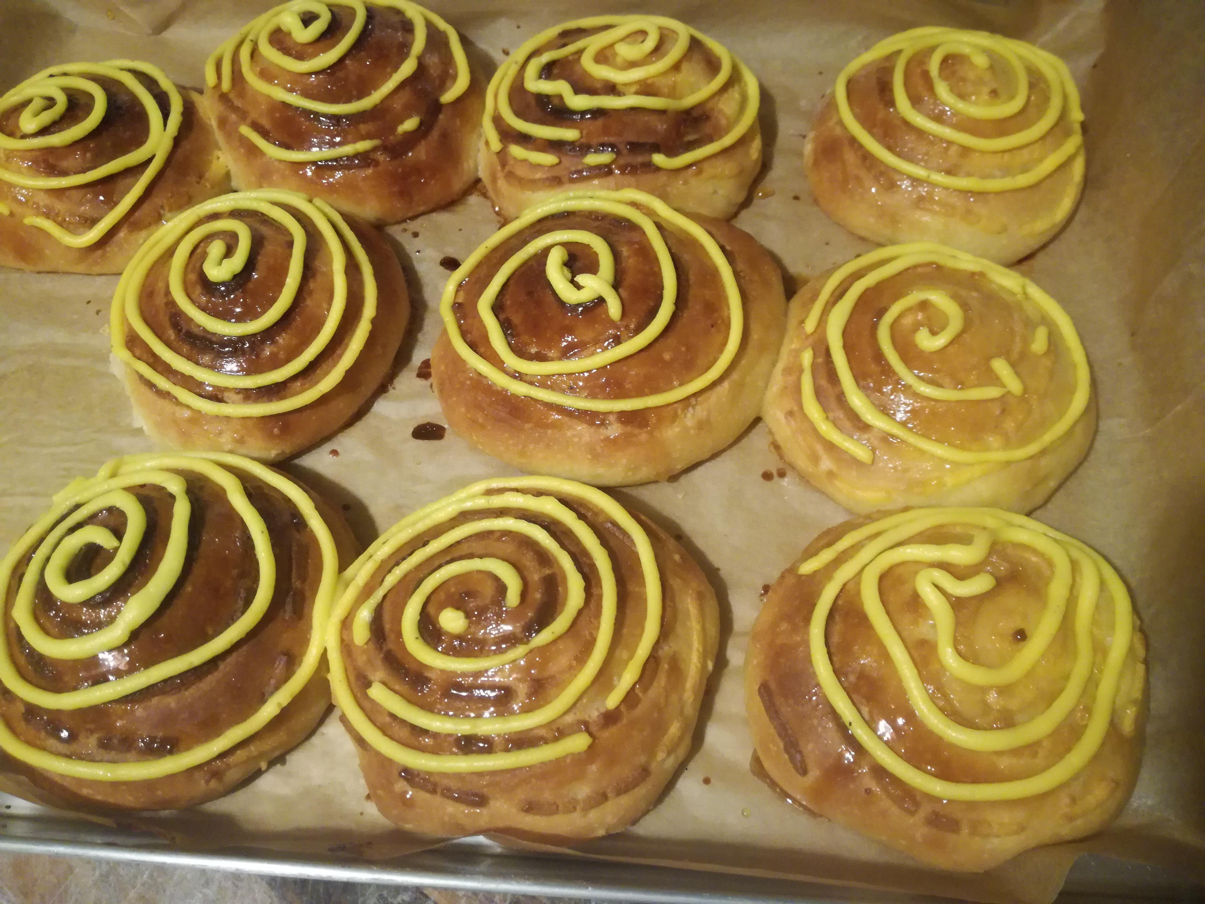 Panini dolci con metodo Tang Zhong per Recake 2.0