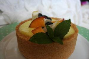 no bake lemon tarte