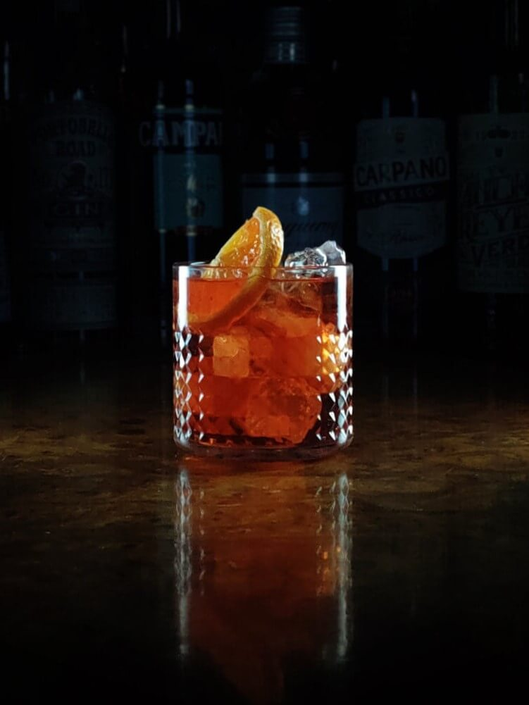 Negroni | Un unforgettable IBA tutto italiano
