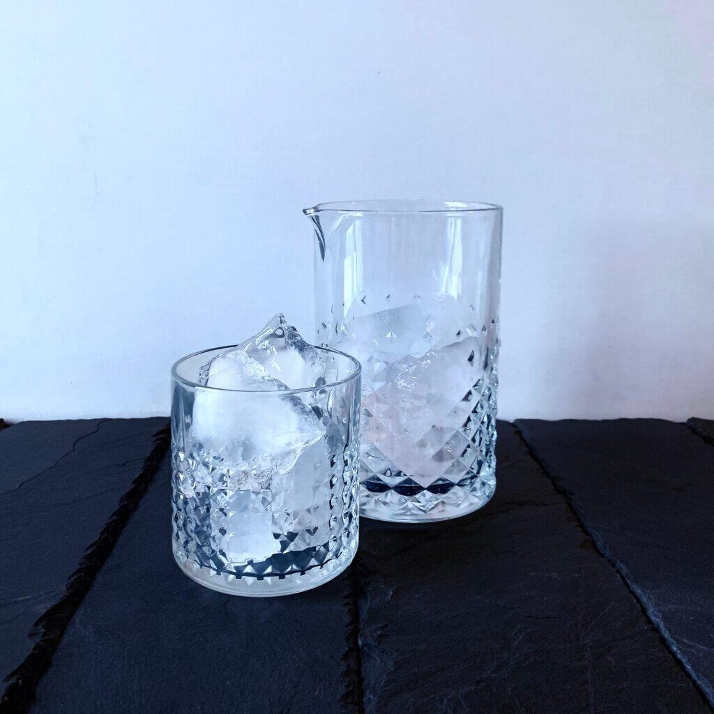 Raffreddamento bicchiere