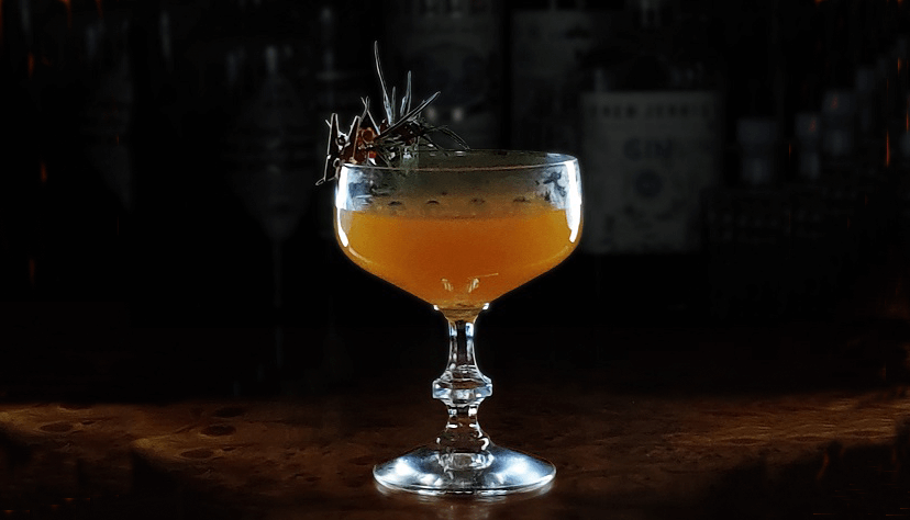 Botanical Tea | Un cocktail a base di gin per Tapì Group