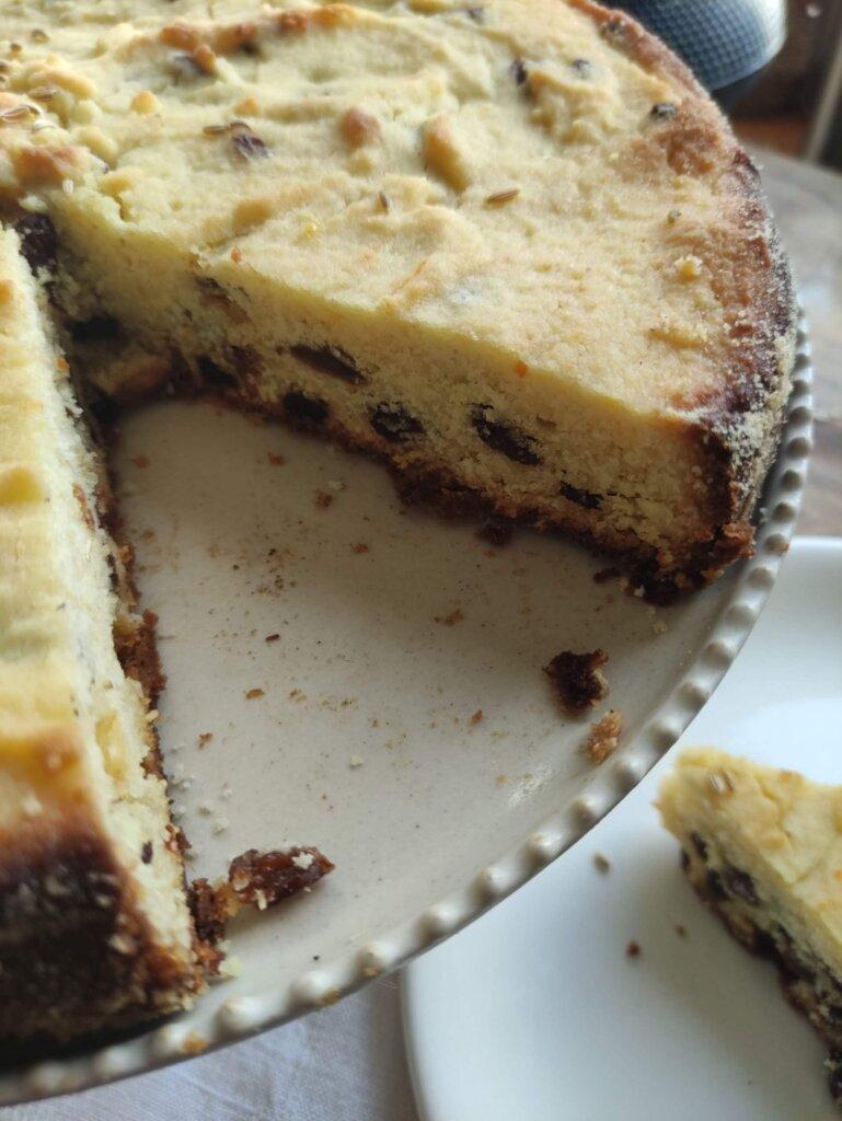 torta di semola