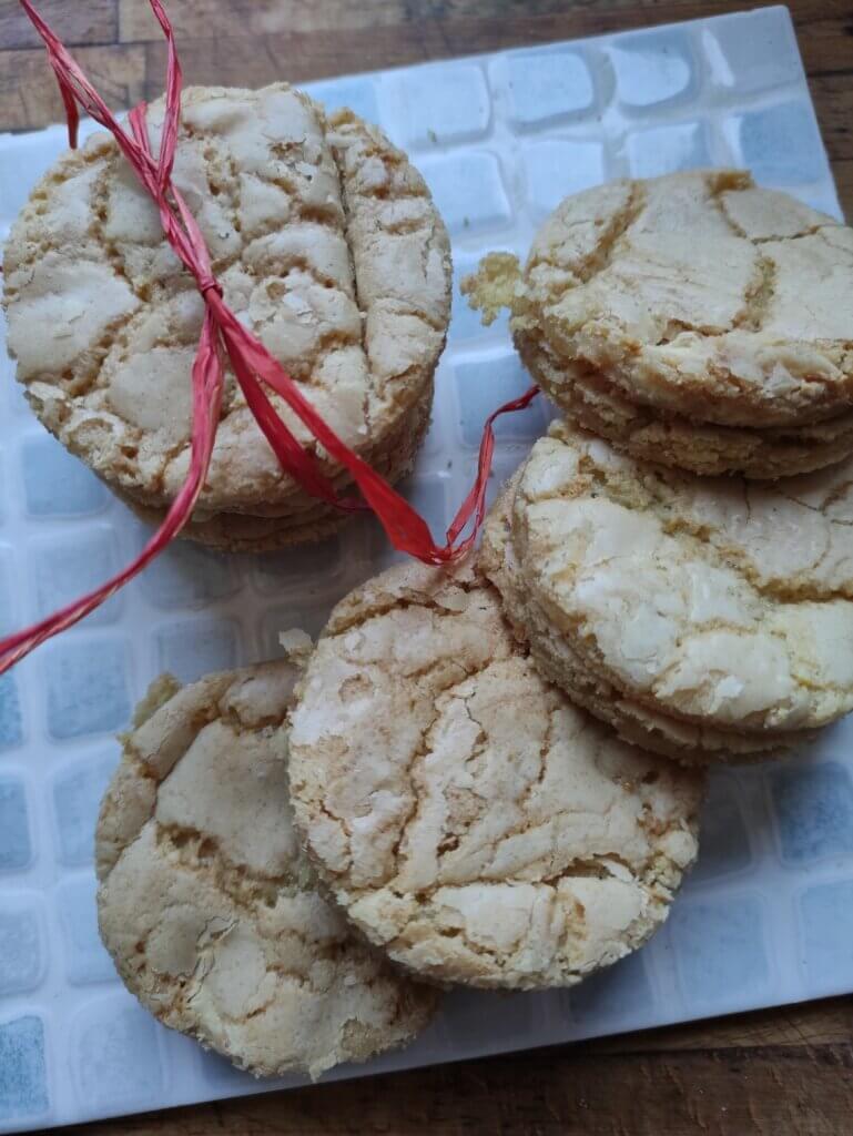 biscotti limone e cioccolato bianco